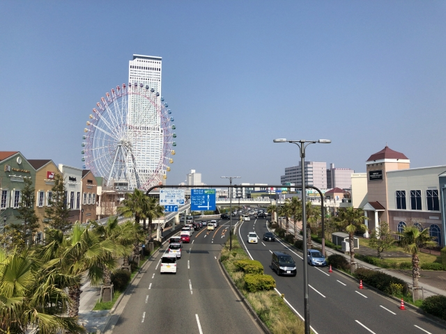 Make the most of the last moments of your trip to Japan! Kansai Airport Rinku Town Area