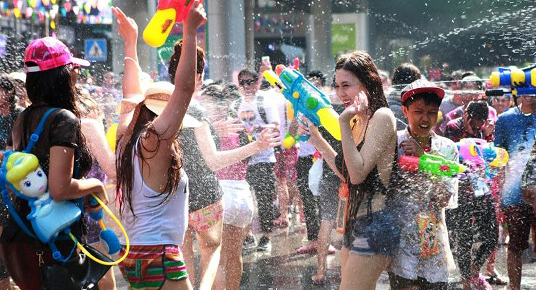 Guide to Songkran in Bangkok 2019