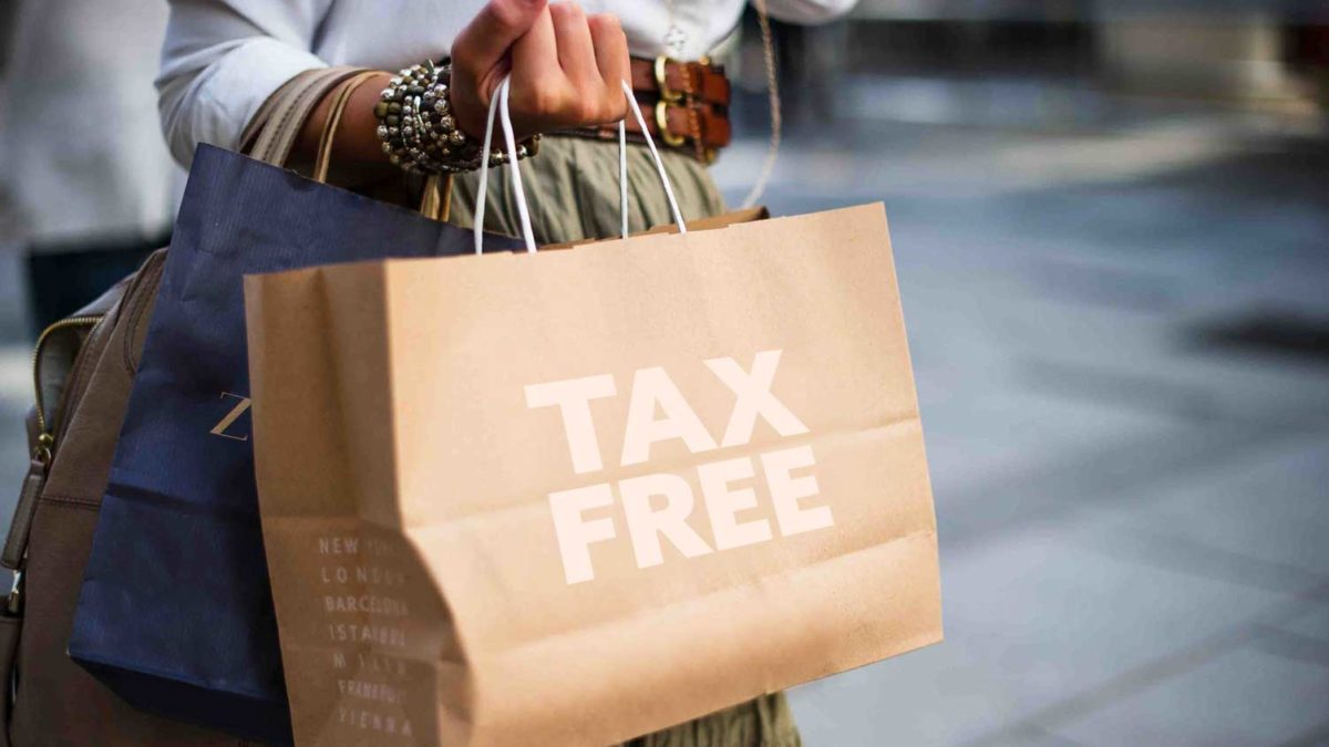 Tax-Free Shopping in Japan