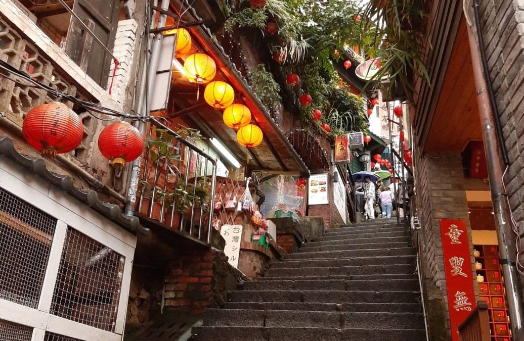 Taiwan // Day 2: A day full of surprises