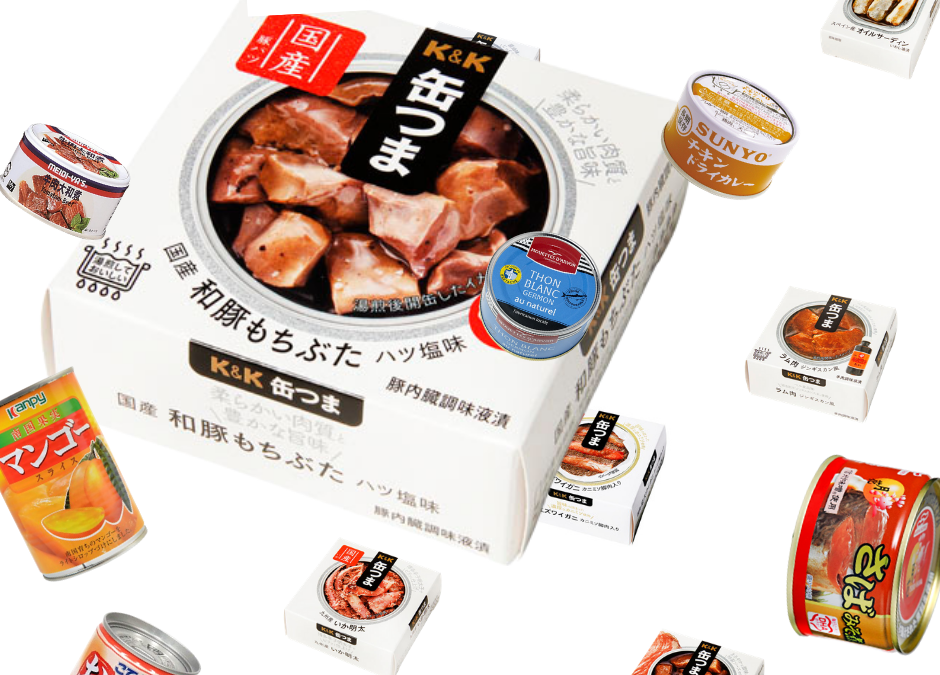 Magic in a can: 6 popular Japanese canned food and fun recipes to try.